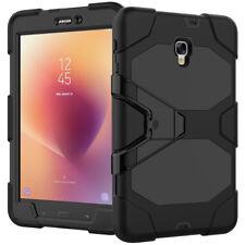 Heavy Duty Rubber Armor Full Body Case For Samsung Galaxy Tab A 8.0 SM-T350