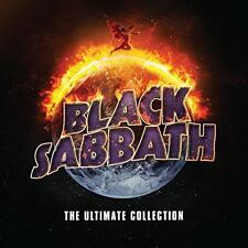 The Ultimate Collection 2 CD Set Black Sabbath 2009 Material From 1970 to 1976
