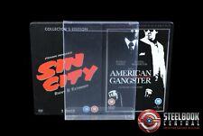 SCF5 Dvd Steelbook Protective Slipcovers / Sleeves / Protectors (Pack of 10)