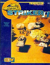 JDR RPG JEU DE ROLE / TRAVELLER THE NEW ERA STRIKER II