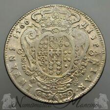 Ferdinando IV di Borbone - 120 grana 1766