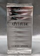 GIORGIO ARMANI ATTITUDE AFTER SHAVE APRES RASAGE 75ML. 2.5FL.OZ.