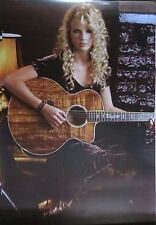 Taylor Swift-Guitar  POSTER-90cm x 60cm-Brand New