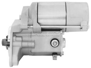 Starter Motor to Suits: Toyota Dyna LY60 150 1985-88 2L 2.4L Diesel