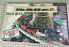 BACHMANN Vintage Trim Train Yuletide N Scale Christmas Tree Set 24901 NEED TRACK