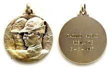 Medaglia Ass. Naz. Alpini - Raduno Alpino Robilante 8 Ago. 1965