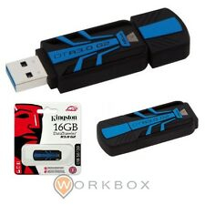 PEN DRIVE Flash USB 3.0 16GB Kingston DTRG2 DTR30G2/16GB RESISTENTE ACQUA CADUTE