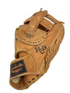 Louisville Slugger Baseball Glove Big Daddy Stabber Web LSG10 Good Condition RHT
