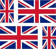4x sticker Adesivo Adesivi uk inglese gran bretagna Vinyl auto moto bandiera