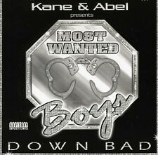 Kane & Abel/Most Wanted Boys - Down Bad [CD New]