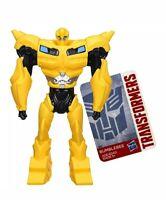 "Bumblebee Titan Guardians Transformer Vinyl Action Figure 6"""