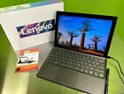 Lenovo Convertible Tablet, Windows 10, Keyboard Case And Stylus,wifi And 4g Lte