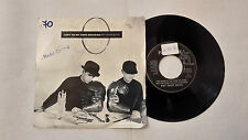 V8> 45 GIRI<PET SHOP BOYS THE SOUND OF THE ATOM SPLITTING/LEFT TO MY OWN DEVICES