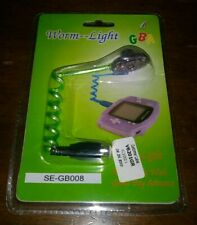 Worm Light for Game Boy Advance and SP Consoles [GBA SP] color pocket Nintendo