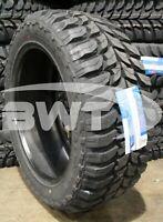 4 New 35X12.50-22 Roadone Cavalry M/T MUD 117Q 35 12.5R R22 Tires
