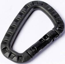 ITW TAC-LINK Polymer Carabiner - Black-  ITW42B