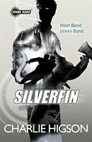 SilverFin (Young Bond), Higson, Charlie, Like New, Paperback