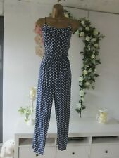 Floral Jumpsuit Size 10    Debenhams By Henry Holland