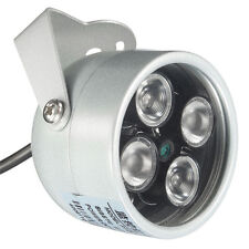 HOBOVISIN CCTV 4 Array IR LED Illuminator Light CCTV IR Infrared Night Vision fo