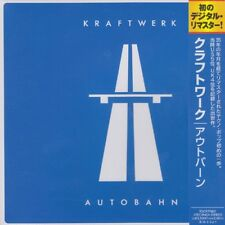 Kraftwerk - Autobahn Rare OOP Japan CD with OBI Strip TOCP 70811