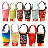 Neoprene Insulated Sleeve Carrier Holder for 700cc Milk Tea Coffee Tumbler Cup