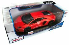 Maisto Lamborghini Aventador Coupe Special Edition DieCast Car 1:18 RED NEW