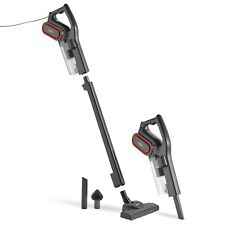 VonHaus Dark Grey 2-in-1 Stick Vacuum | Lightweight | Handheld & Upright