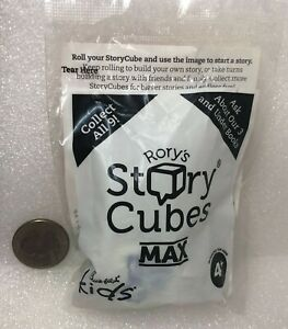 Chick-Fil-A Rory's Story Cubes Max NEW