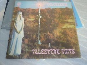 COLOSSEUM - VALENTYNE SUITE orig 1st press UK LP Vertigo Swirl top near mint