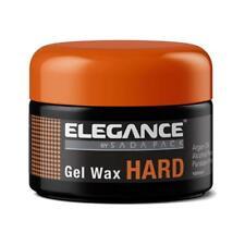 ELEGANCE GEL WAX HARD WITH ARGAN OIL ALCOHOL FREE 3.3 OZ / 100 ML
