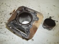 1997 HONDA FOURTRAX 300 4WD ENGINE JUG CYLINDER WITH PISTON (STOCK BORE)