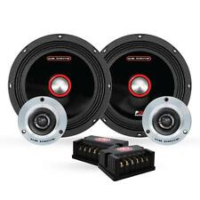 "DB Drive P3 8K 300 W 8"" Midrange Car Component Speaker System"