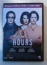 DVD *** THE HOURS *** Meryl Streep, Julianne Moore,