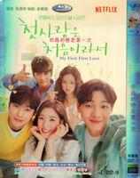 2019 Korean Drama : My First First Love HD DVD English Subs