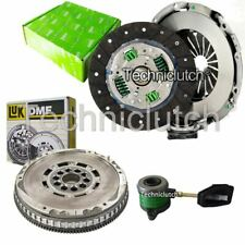 VALEO 3 PART CLUTCH KIT AND LUK DMF AND CSC FOR VOLVO S40 BERLINA 1.8