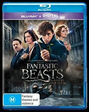 Fantastic Beasts (Blu-ray, 1900)