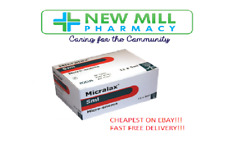 Micralax Micro-enema (12 Enemas). For constipation in Adults and Children over 3