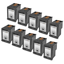 10pk CC640WN 60 BLACK Ink Cartridge for HP HP60 Deskjet F4580 f2400 d1660 f2480