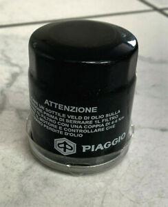 Original Piaggio Ölfilter 300-183 Derbi Peugeot Vespa Oilfilter Roller Filter