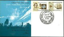 AAT - 1973 '200th ANNIVERSARY - COOK IN THE ANTARCTIC' First Day Cover [A0746]
