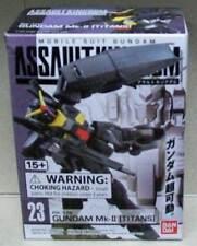 MSG ASSAULT KINGDOM VOL 6 #23 GUNDAM Mk-II TITANS NEW IN BOX BAN DAI #saug15
