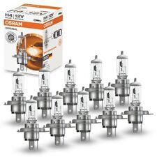 10x OSRAM halógeno-lámpara h4 set original line 55w/12v bombilla bombilla de faro