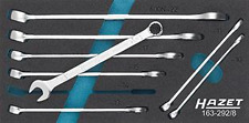 Werkzeugmodul 163-292/ 8 Ringmaulschlüssel Hazet E/D/E Logistik-Cente