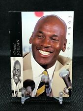 1993-94 Upper Deck SE #MJR1 Michael Jordan / Retirement Card