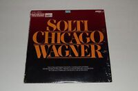 Sir George Solti - The Chicago Symphony Orchestra - Wagner - FAST SHIPPING!