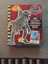 Rare Retired Jurassic Park 3 Puzzle 200 Piece Spinosaurus Dinosaur Used