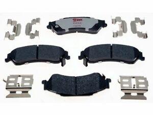 Rear Brake Pad Set 2XWT88 for Oldsmobile Bravada 1997 1998 1999 2000 2001