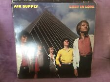 AIR SUPPLY - Lost In Love - 33t Lp (a13)