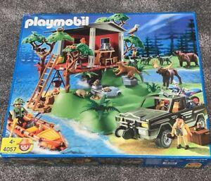 Playmobil tree house 4057
