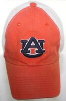 VTG Auburn Tigers Meshback Hat 3D AU Logo Top of the World Fitted Cap Size XL